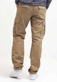 Carhartt WIP - AVIATION PANT COLUMBIA - Cargo trousers - khaki/light brown - 2