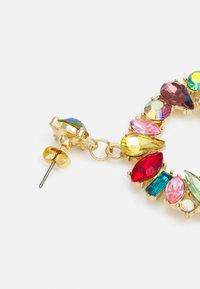 ONLY - ONLDEMY STONE EARRING - Earrings - gold-coloured/multi colour - 1