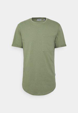 ONSGAVIN LIFE TEE - T-shirt - bas - oil green