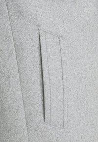 Jack & Jones - JJECOLLUM COAT  - Classic coat - light grey melange - 2