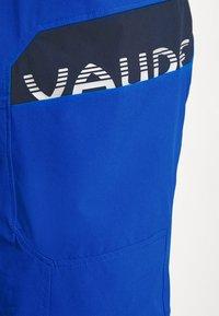 Vaude - MENS ALTISSIMO SHORTS III - Short de sport - signal blue - 5