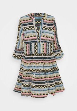 INDY BOHO DRESS - Vestido informal - multicolor