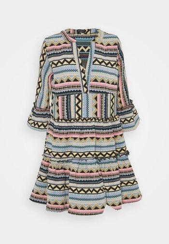 INDY BOHO DRESS - Vestito estivo - multicolor