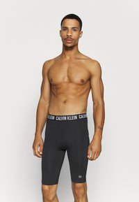 Calvin Klein Performance - BASE LAYER SHORT - Onderbroeken - black - 0