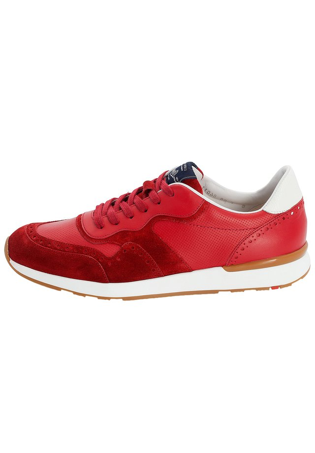 SCHUHE ANTERO - Trainers - red
