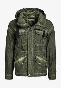 khujo - SHAMA - Summer jacket - olive - 7