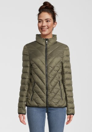 SYNCLOUD BIO - Winter jacket - olive