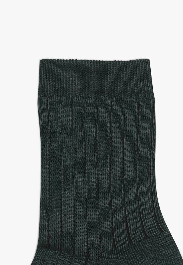 2 PACK - Chaussettes - bug green/black