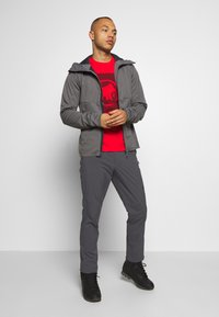 Mammut - Snow pants - phantom - 1