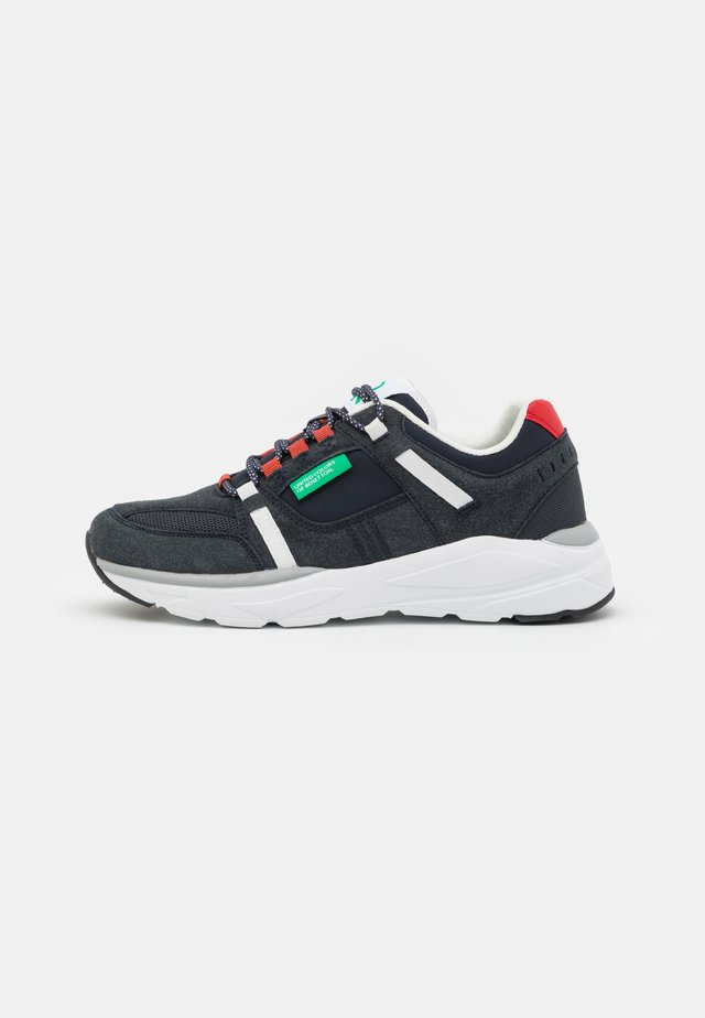 ACTIVATION - Sneakers laag - navy/red