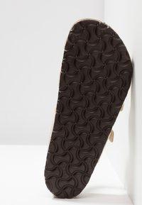 Birkenstock - MAYARI - T-bar sandals - graceful pearl/white - 6