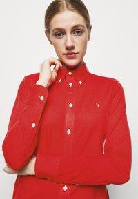 Polo Ralph Lauren - HEIDI LONG SLEEVE - Button-down blouse - bright hibiscus - 3