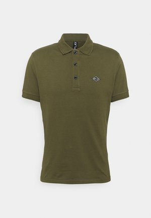 Polo shirt - sage green