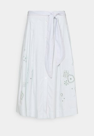ICON MIDI SKIRT - A-line skirt - ithaca/multi