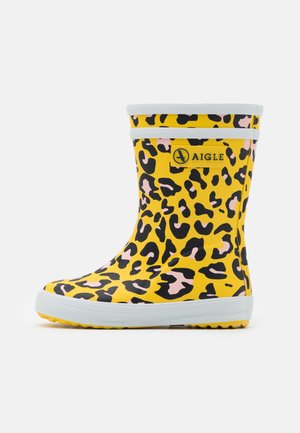 BABY FLAC  - Wellies - yellow