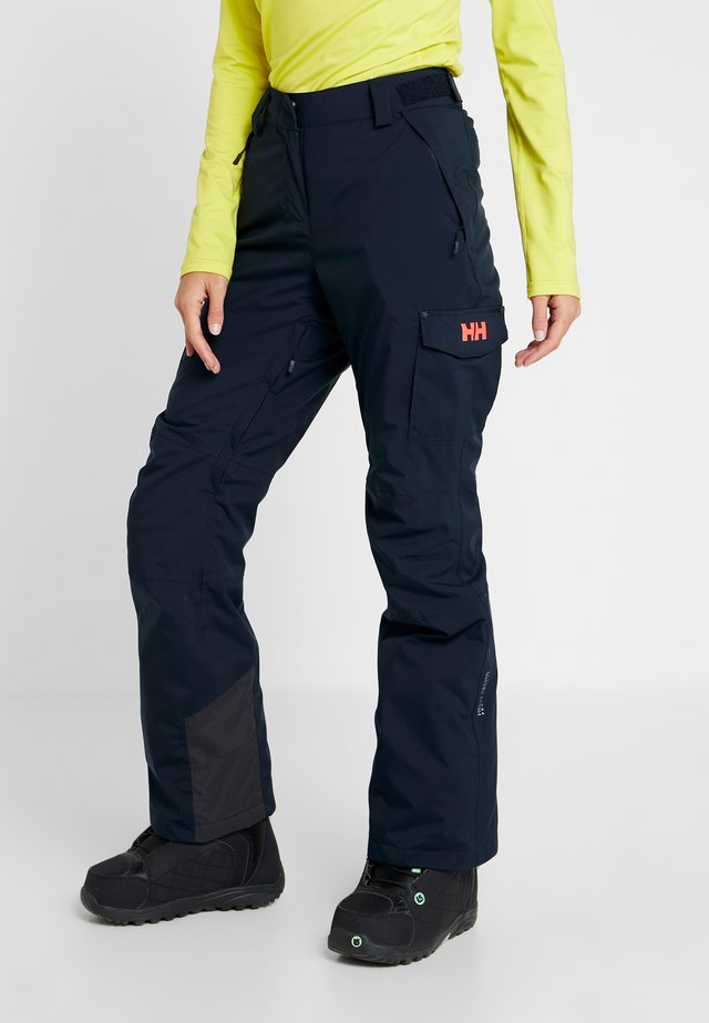 SWITCH CARGO 2.0 PANT - Talvihousut - navy