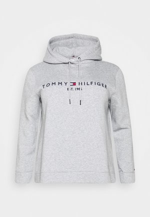 HOODIE - Huppari - light grey heather