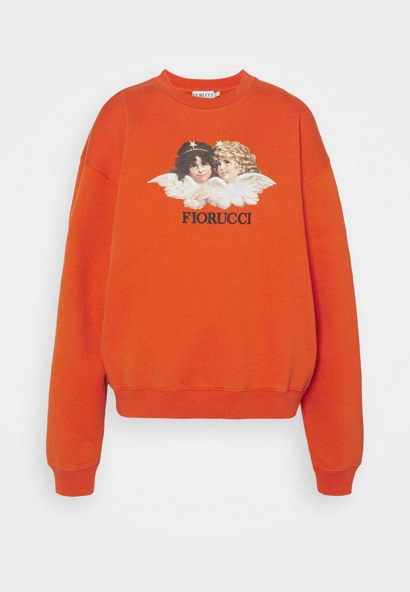 Fiorucci - VINTAGE ANGELS - Felpa - orange