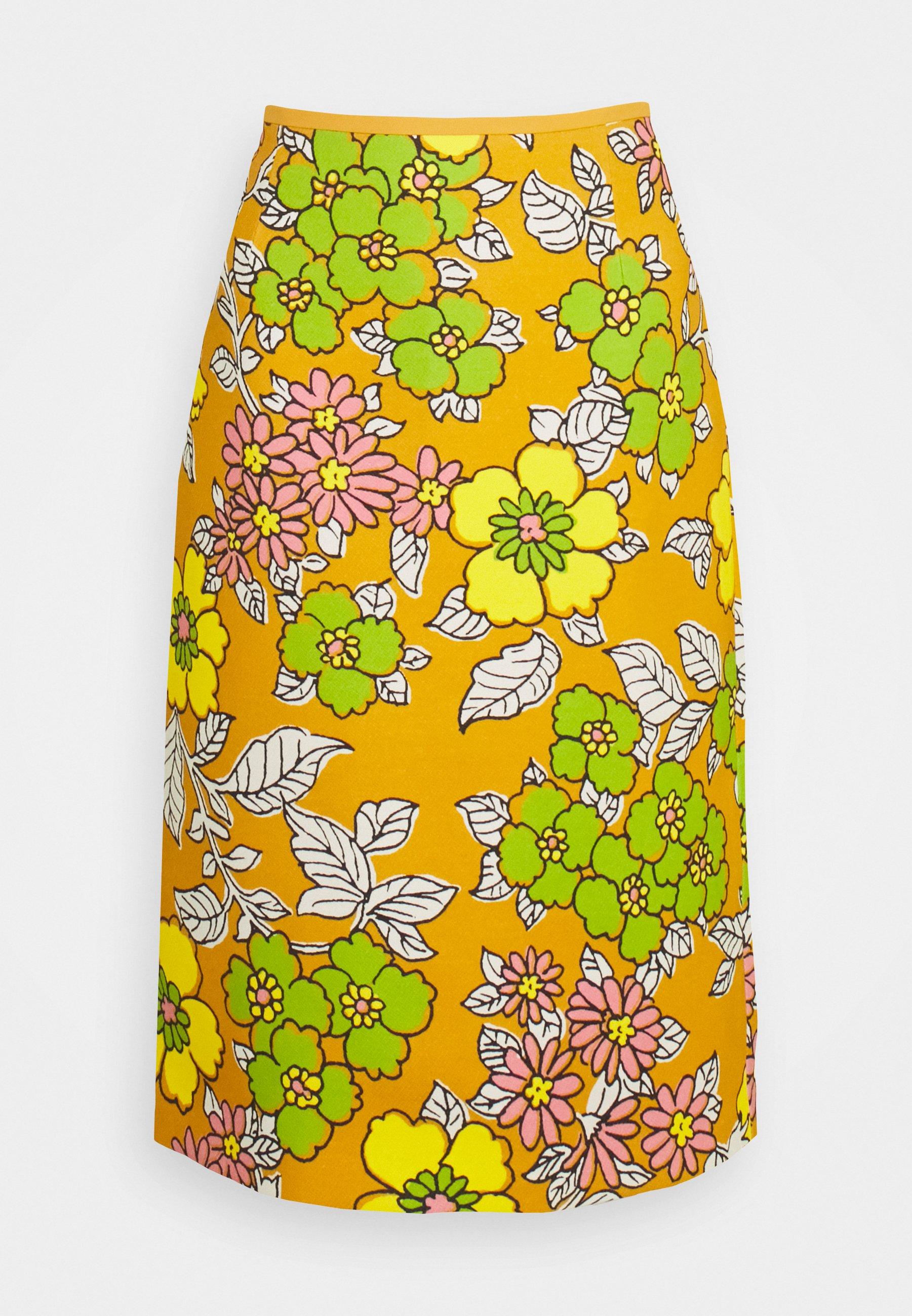 Women PRINTED PENCIL SKIRT - Pencil skirt
