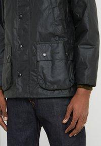 Barbour - BEDALE - Summer jacket - sedge - 3