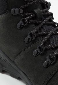 Timberland - BROOKLYN HIKER - High-top trainers - black - 5