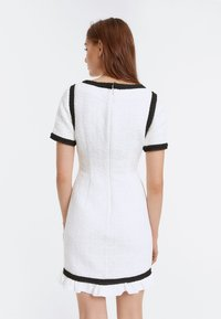 Uterqüe - Day dress - white - 2