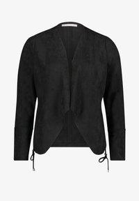 Betty & Co - Faux leather jacket - schwarz - 3