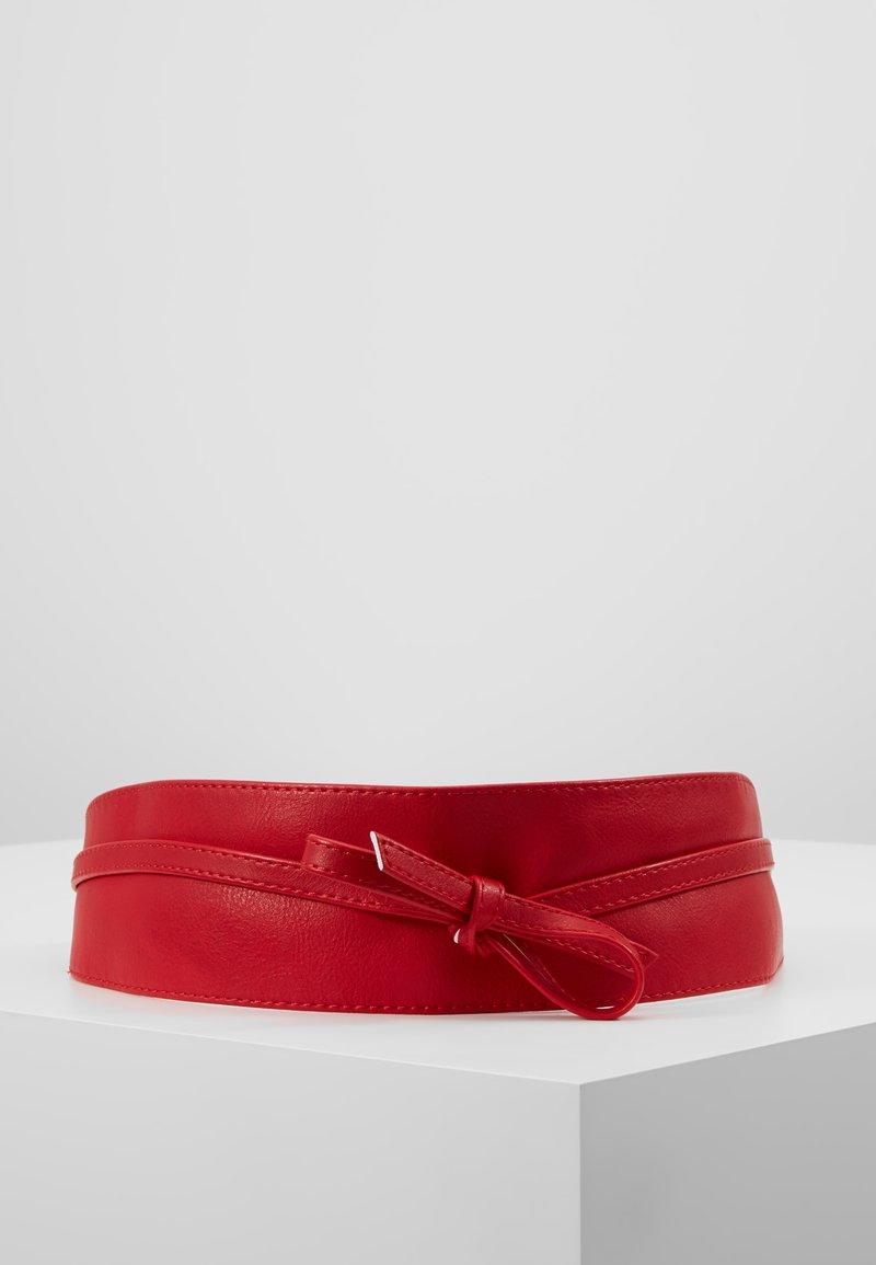 NAF NAF - SKIMONO - Waist belt - rubis
