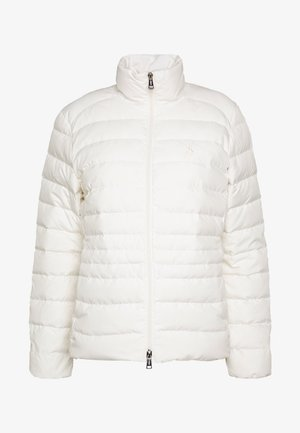 FILL JACKET - Down jacket - warm white