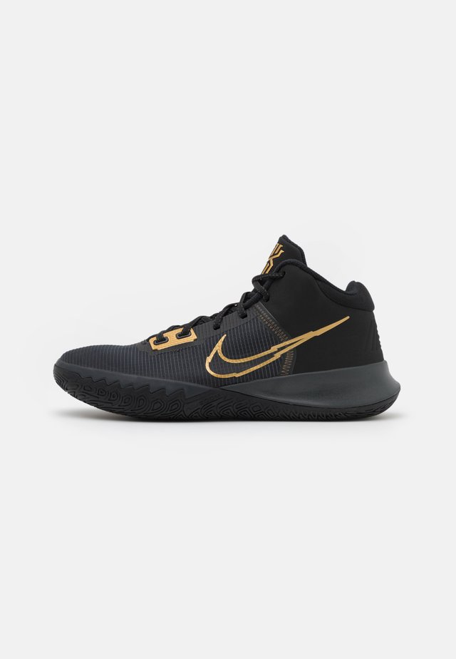 KYRIE FLYTRAP 4 - Chaussures de basket - black/metallic gold/anthracite