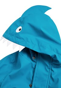 Next - RED SHOWER RESISTANT RUBBER JACKET (3MTHS-7YRS) - Impermeable - blue - 2