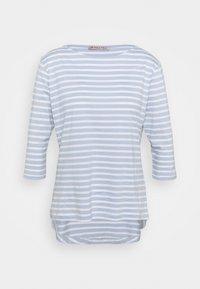 Anna Field - Long sleeved top - light blue/white - 4