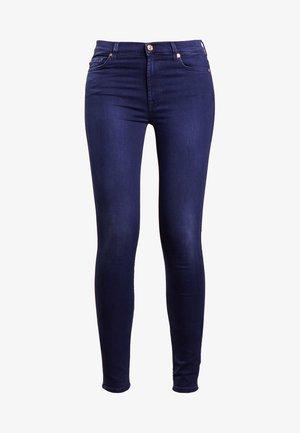 HIGHTWAIST - Jeans Skinny Fit - indigo