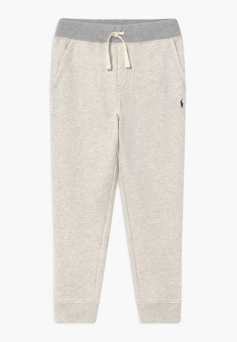 Polo Ralph Lauren - BOTTOMS PANT - Tracksuit bottoms - new sand heather