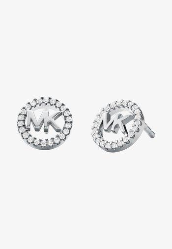 WOMEN JEWELRY PREMIUM - Earrings - silver