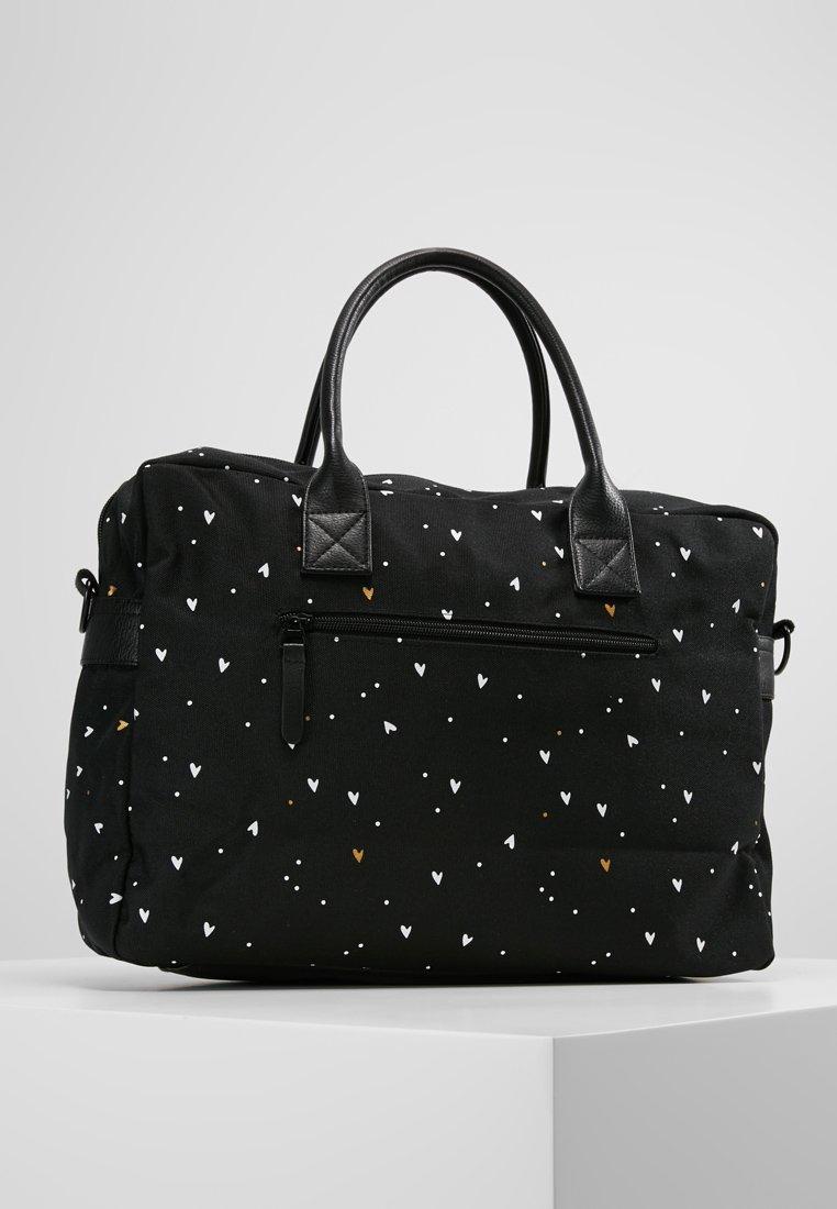 Kidzroom Diaperbag - Tasker Black