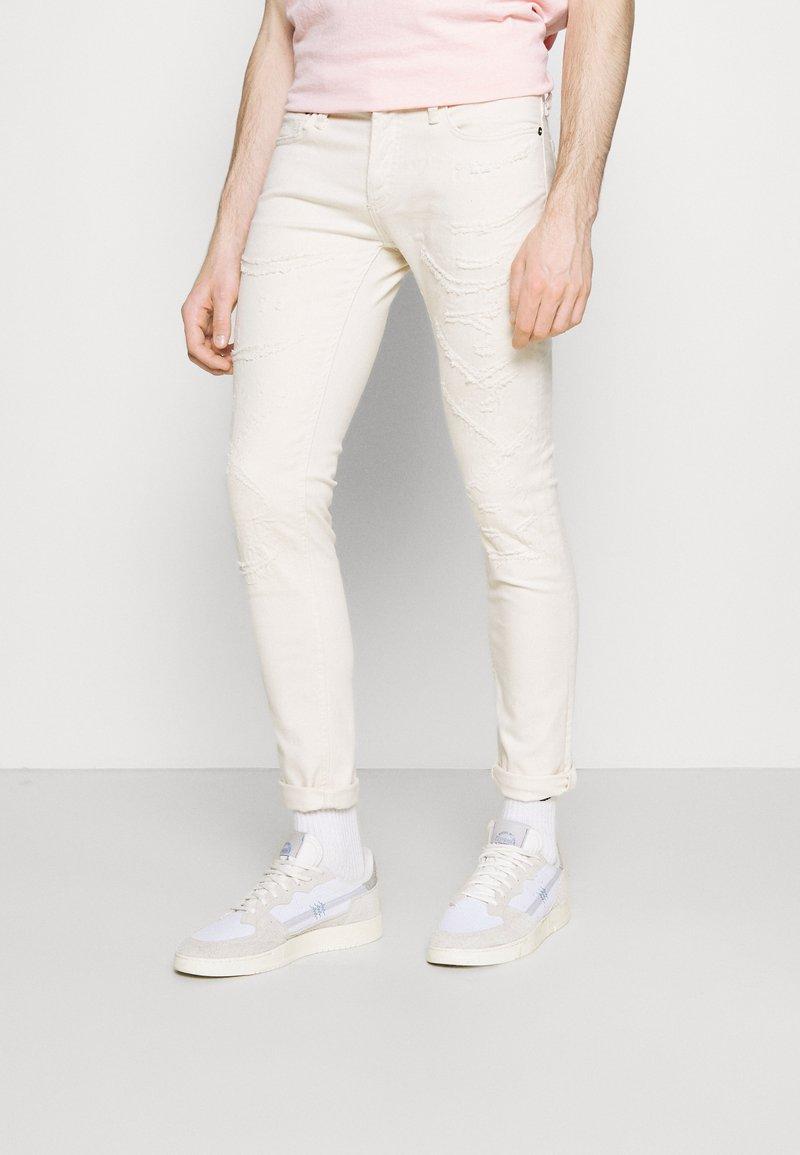 Denham - BOLT - Jeans Skinny Fit - ecru