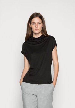 WERA  ISABELLE - Jednoduché triko - black