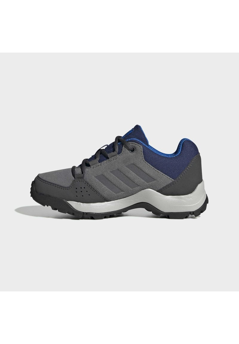 adidas Performance - TERREX HYPERHIKER LOW LEATHER HIKING SHOES - Zapatillas de senderismo - grey
