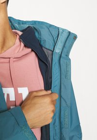 The North Face - EVOLUTION II TRICLIMATE 2-IN-1 - Kurtka hardshell - blue/dark blue - 7