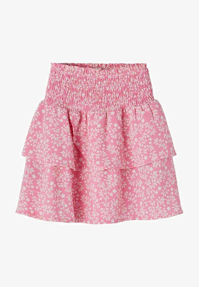 A-snit nederdel/ A-formede nederdele - aurora pink