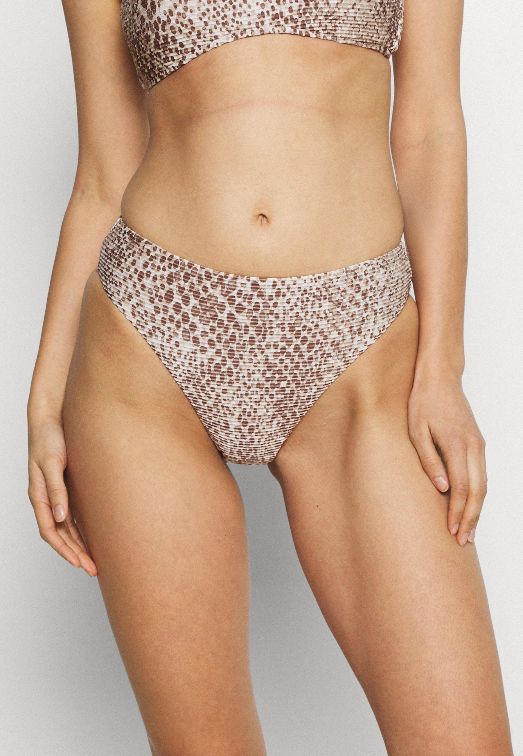Women SERPENTINE HIGH RISE - Bikini bottoms