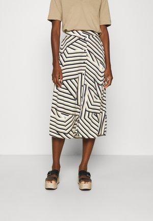 AVIANNA RAYE SKIRT - A-line skirt - beige