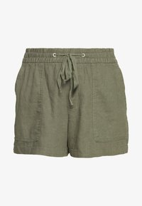 GAP - PULL ON UTILITY SOLID - Shorts - greenway - 3