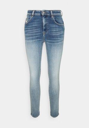 D-SLANDY-HIGH - Jeans Skinny Fit - medium blue