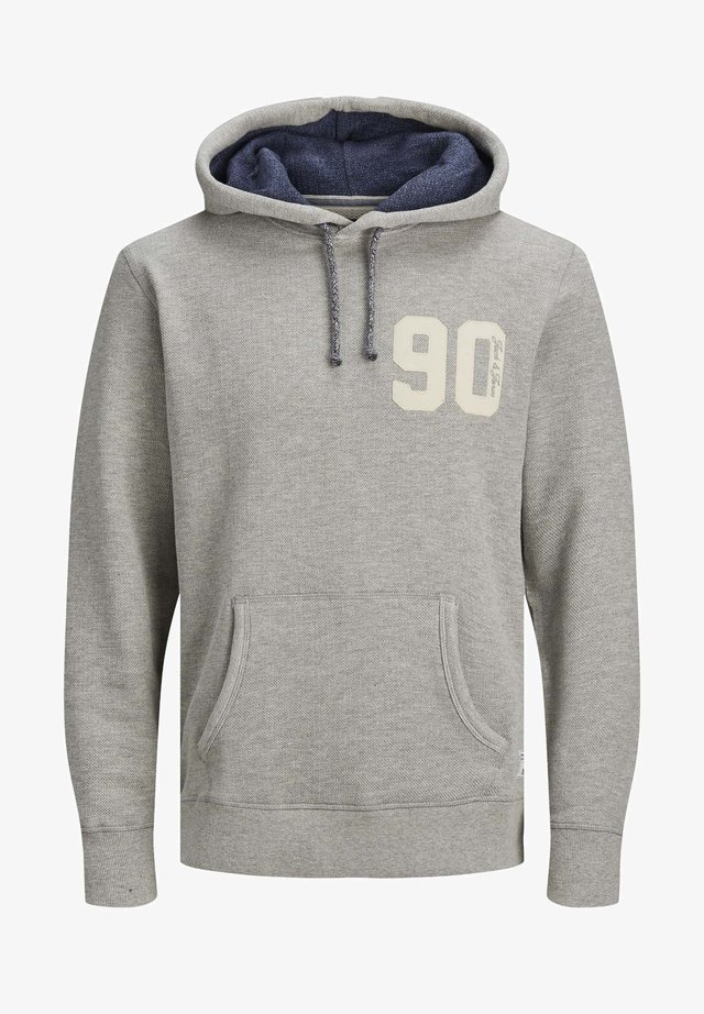 STRUCTURE APPLICATION - Sudadera - cool grey
