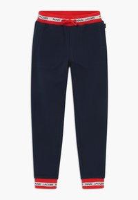 Little Marc Jacobs - BOTTOMS - Pantalones deportivos - navy - 0