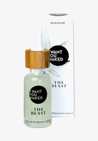 I WANT YOU NAKED - THE BEAST HEMP SERUM - Sérum - - - 0