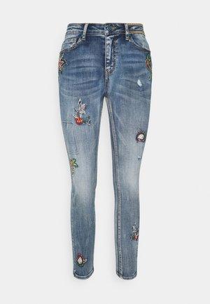 MONACO - Jeans Skinny Fit - blue