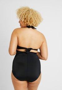 Elomi - ESSENTIALS HIGH WAIST BRIEF - Bikinibroekje - black - 2
